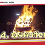 Osterfeuer 20.4.2019